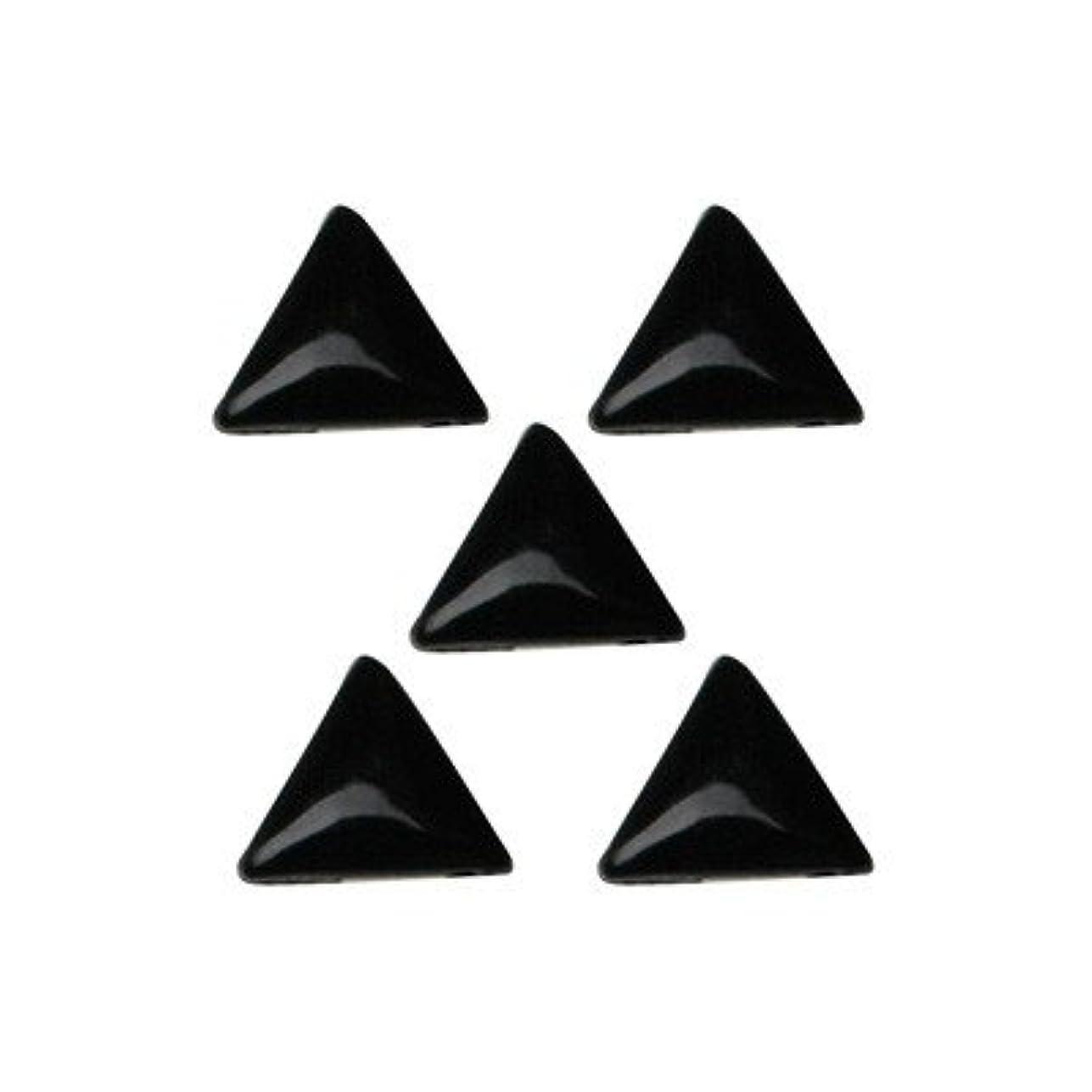 ハウジング防ぐ請求可能B151 エムプティ プレミアムスタッズ made in Japan/トライアングル 3×3mm
