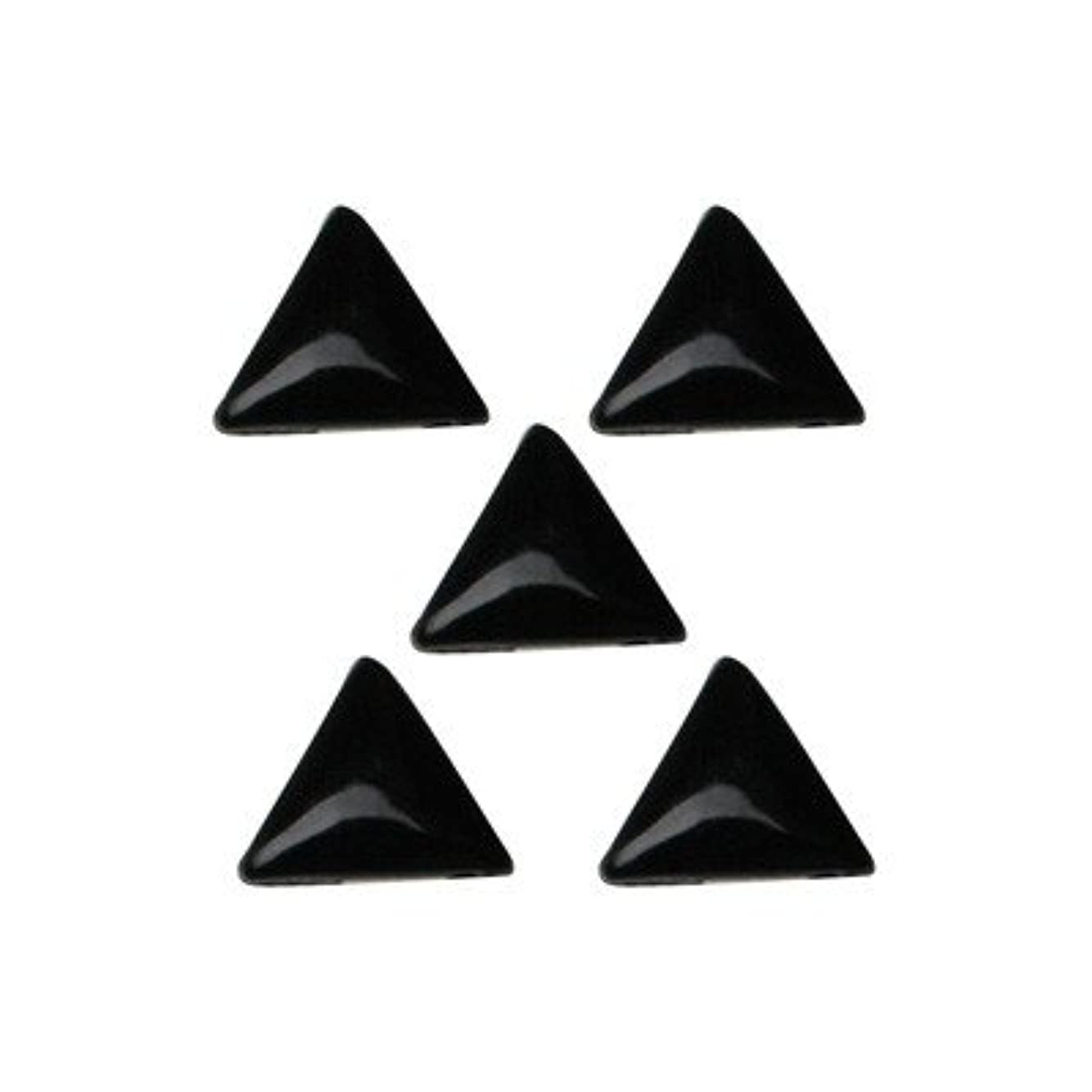 落ち込んでいる無視層B151 エムプティ プレミアムスタッズ made in Japan/トライアングル 3×3mm