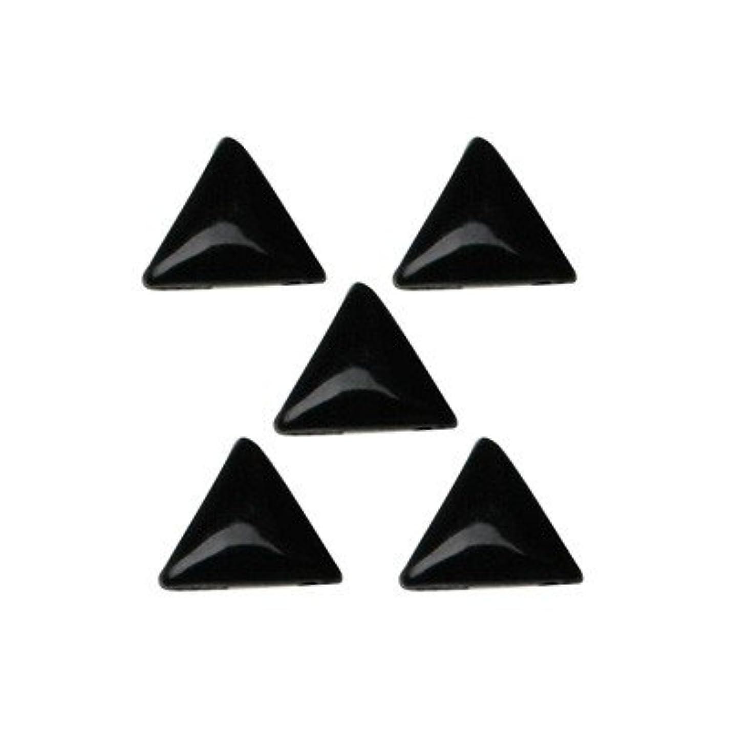 文芸なぜ静かにB151 エムプティ プレミアムスタッズ made in Japan/トライアングル 3×3mm
