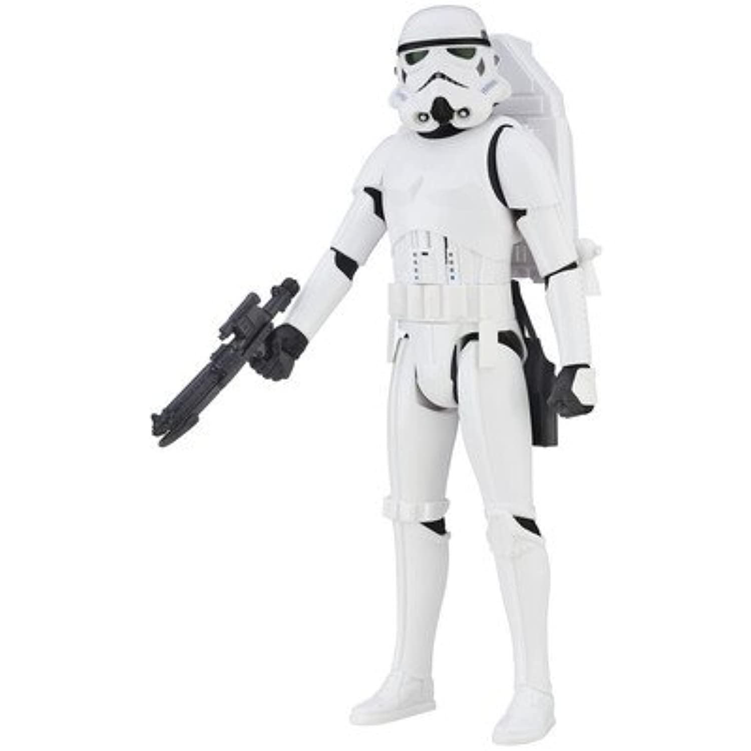 Star Wars(スターウォーズ) Star Wars Interactech Imperial Stormtrooper Action Figure おもちゃ One Size【並行輸入】