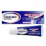 【第2類医薬品】クレアラシル ニキビ治療薬クリーム肌色タイプ 18g ×2