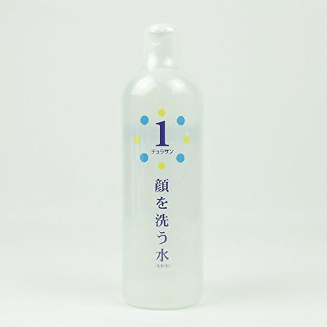 雑種ホイッスル抑制するチュラサン1 【顔を洗う水】 500ml