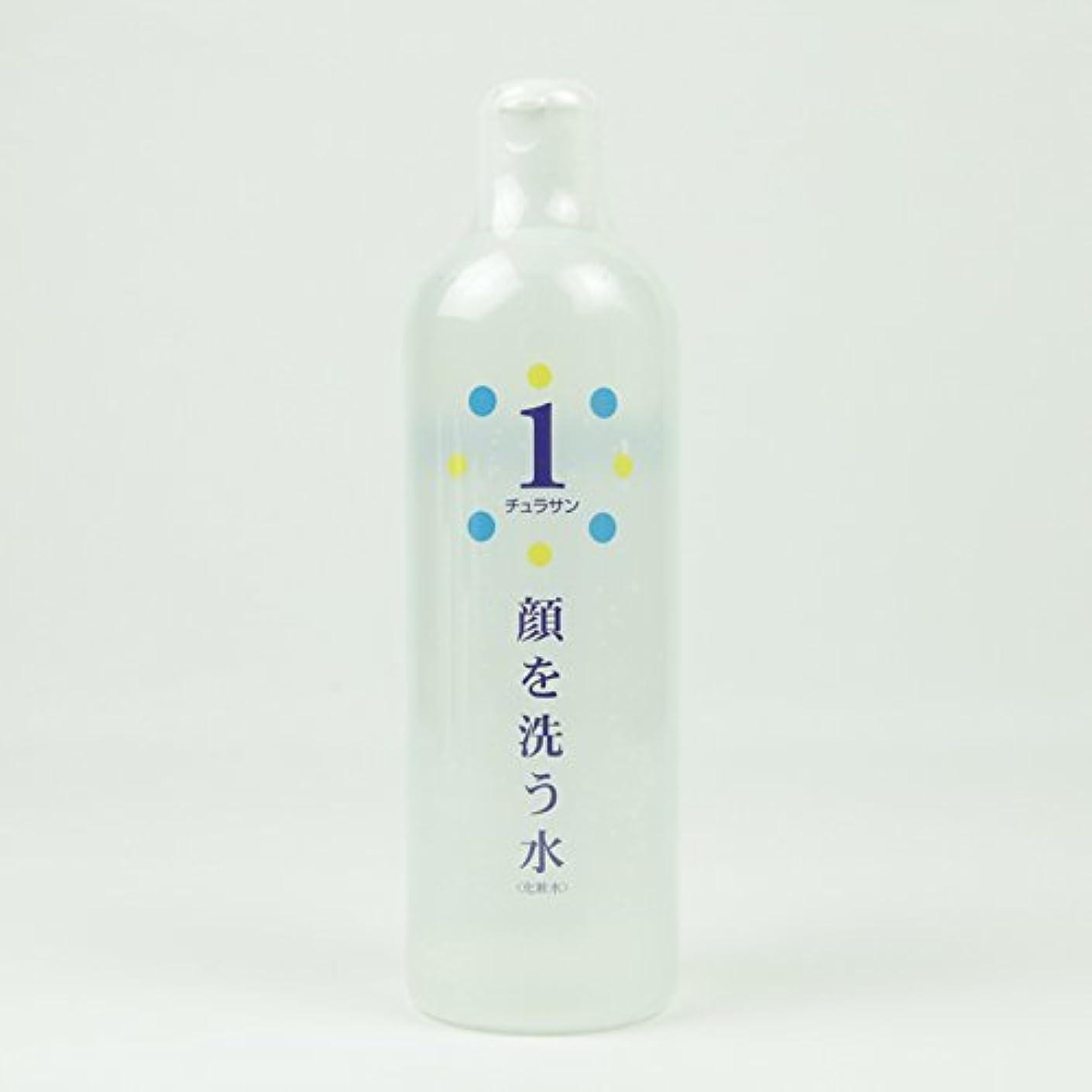 不利ラベル信号チュラサン1 【顔を洗う水】 500ml