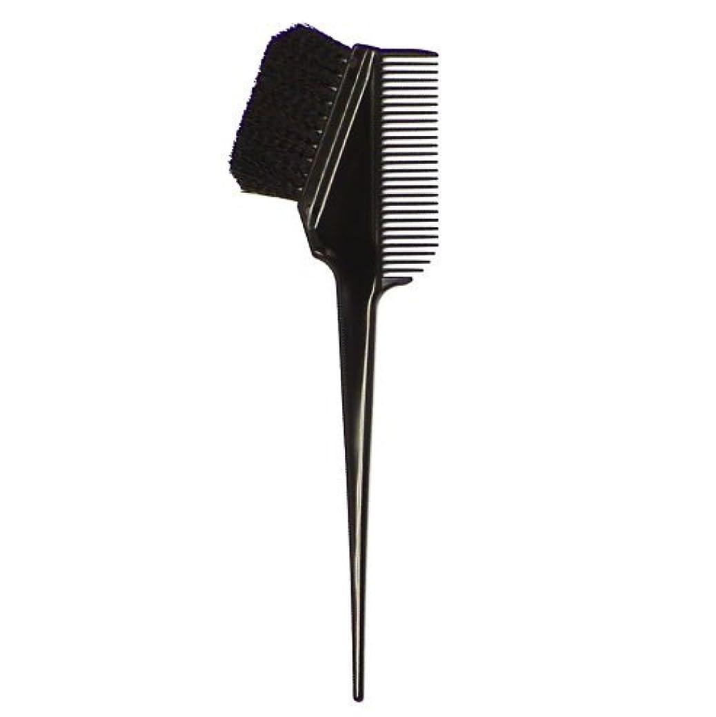 定義する口寸法業務用ヘアダイブラシ K-60 (ブラック)