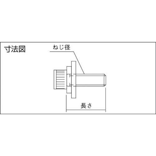 ヤマト ヤマト(株) アプセットボルト YCB0615
