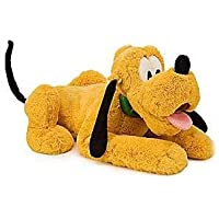 Disney Mickey Mouse Pluto Exclusive 8-Inch Plush [並行輸入品]