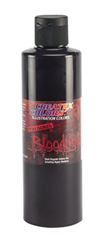 Createx Colors Bloodline Paint for Airbrush 8 oz Vascular Violet [並行輸入品]