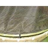 干しざるネット付60cm、天然竹、60cm、浄水竹炭20付