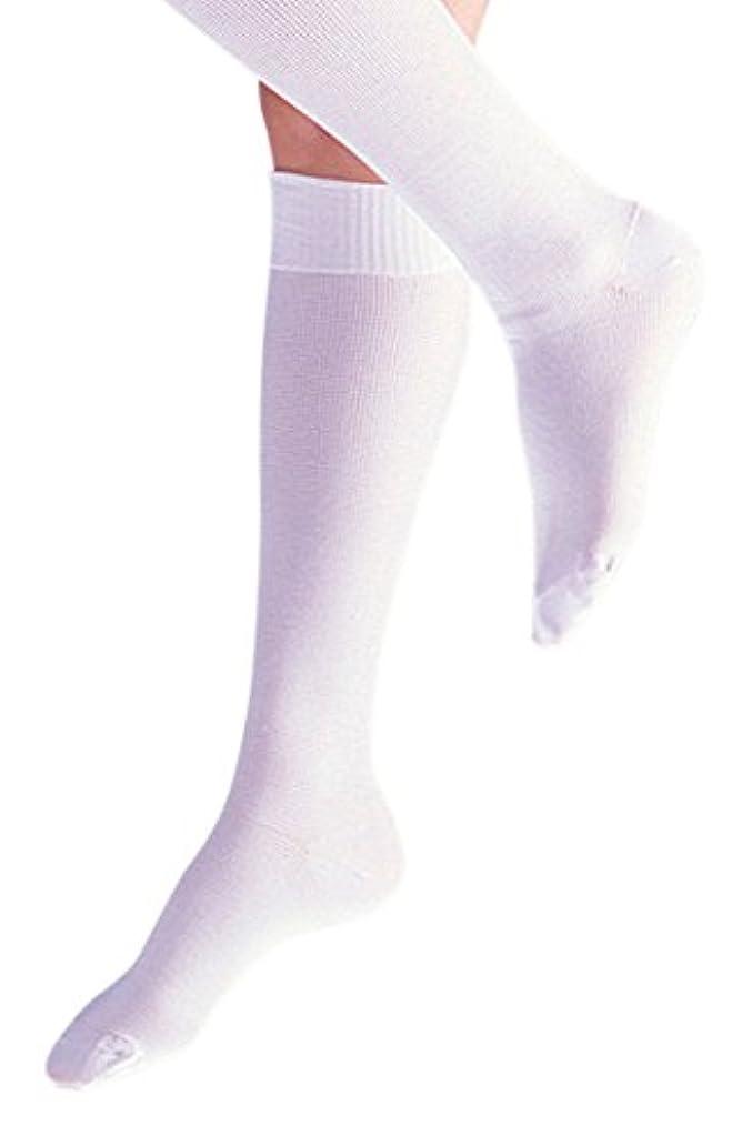 抽象化言語アレルギー性ソフラヘルサー M 白 036200 着圧靴下 竹虎メディカル
