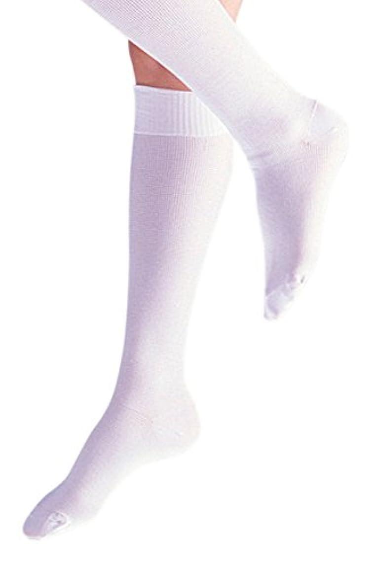 幅テクトニック心理的ソフラヘルサー M 白 036200 着圧靴下 竹虎メディカル