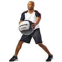 電源システムDynamax Medicineボール、アクセラレータI、8ポンド、ブラック/グレー24008