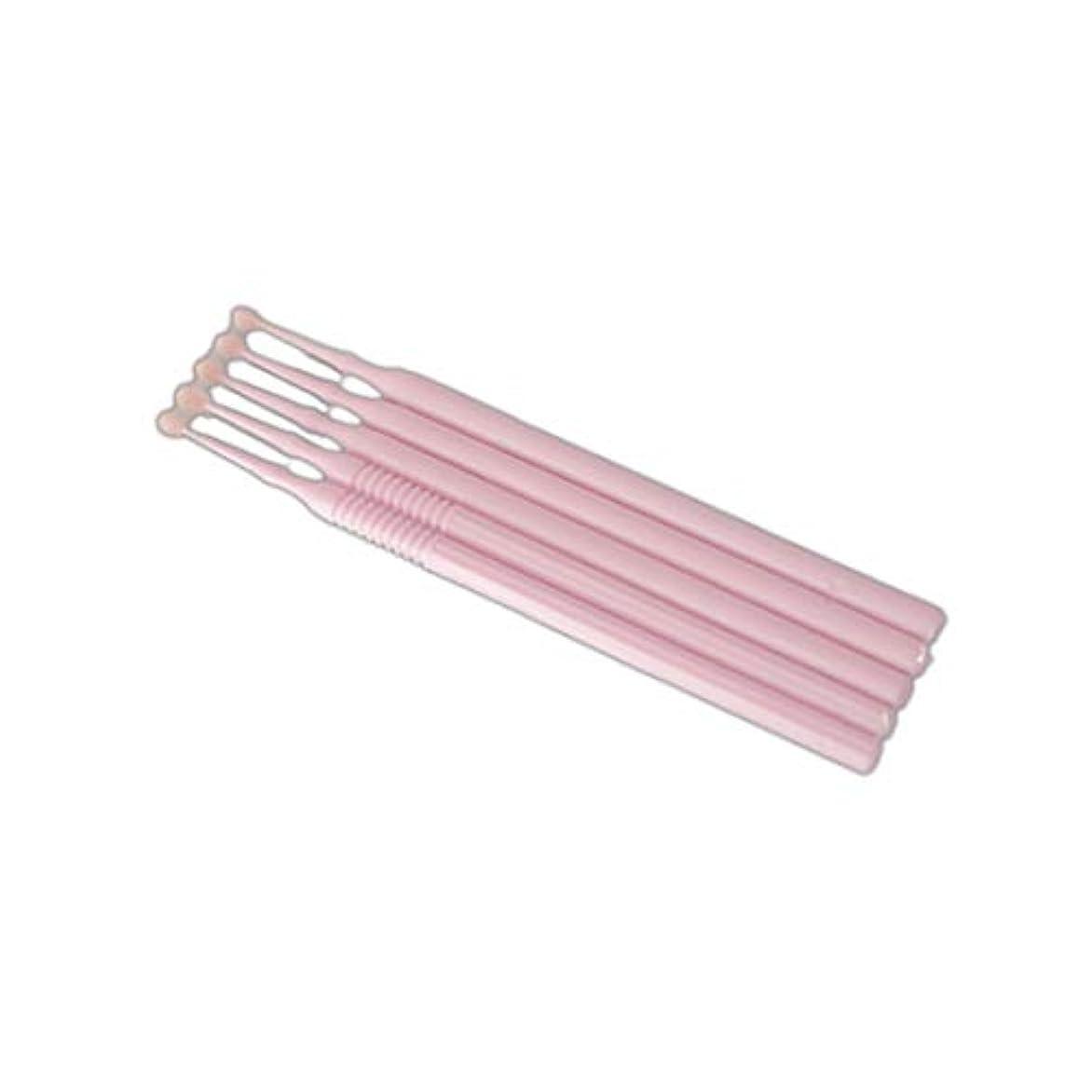 受け入れる増強するスチールまつ毛パーマ カール液専用スティック(5本入)