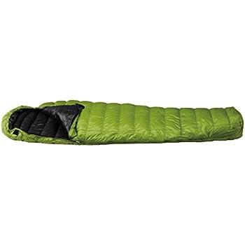 イスカ(ISUKA) 寝袋 エア 300SL グリーン[最低使用温度2度]