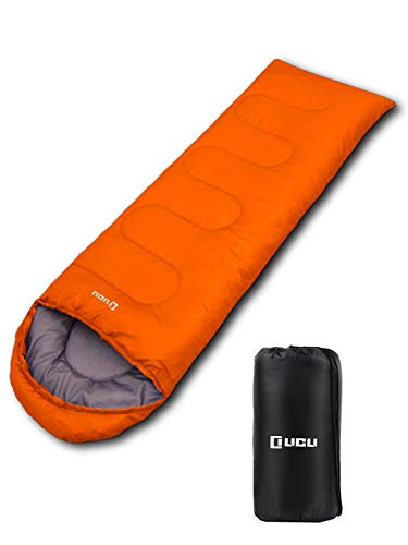 LICLI 寝袋 「丸洗いできる 封筒型 シュラフ 」「 コ...
