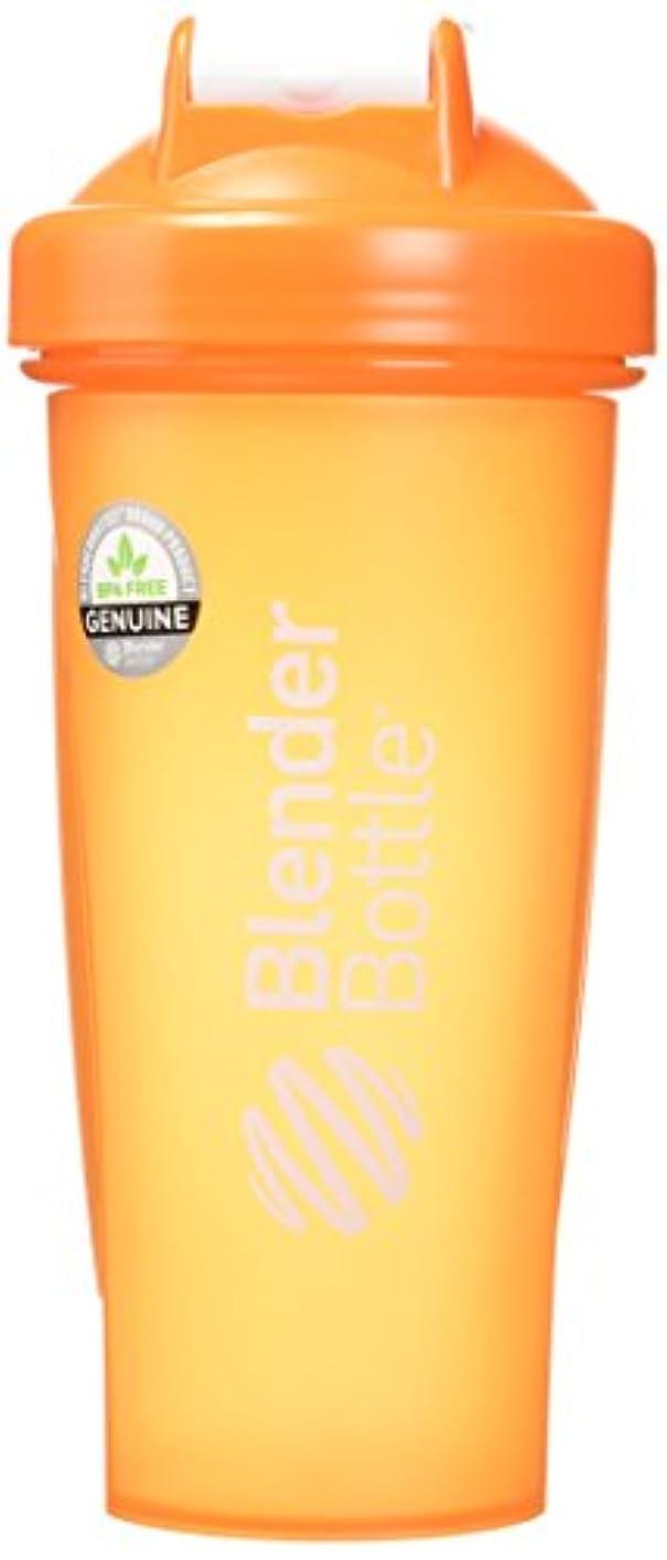 おなかがすいた適合しました好きであるBlender Bottle(ブレンダーボトル) 【日本正規品】Blender Bottle Classic Full‐Color 20オンス(600ml) BBCL20FC OR