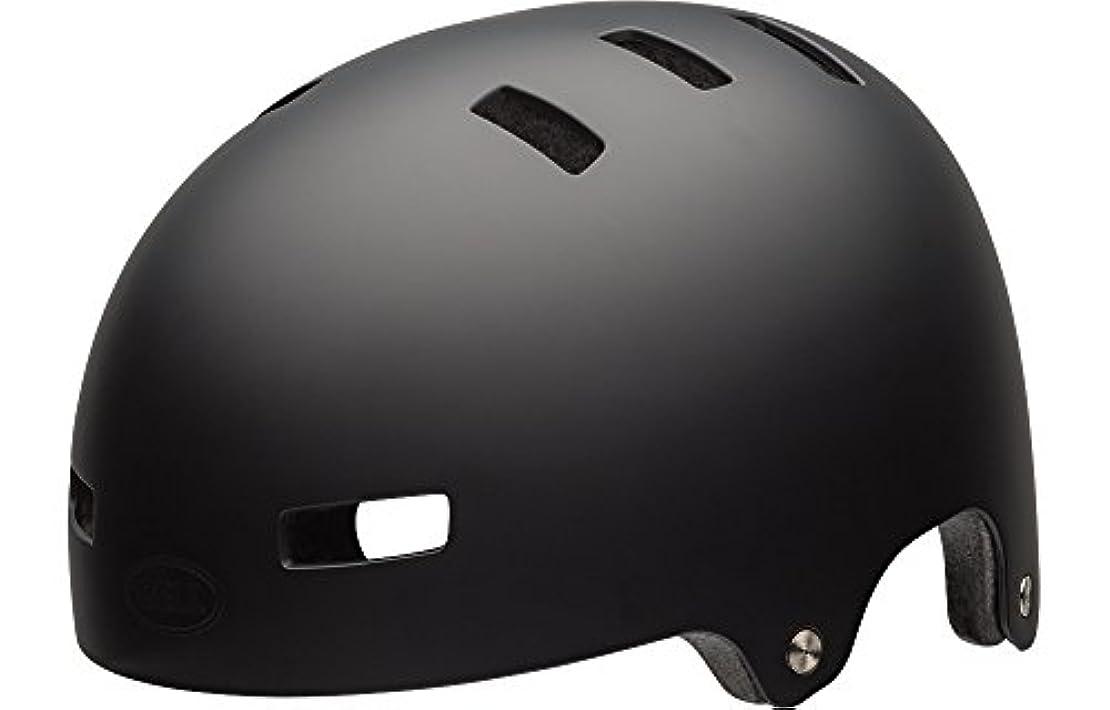 好きであるメトロポリタンスパイBELL(ベル) ヘルメット ローカル マットブラック Lサイズ 2019年継続モデル