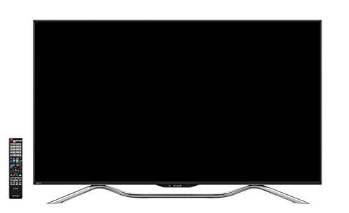 SHARP AQUOS 地上・BS・110度CSデジタル フルハイビジョンLED液晶テレビ 外付けHDD録画対応 3D/4K対応 50V型 LC-50U20