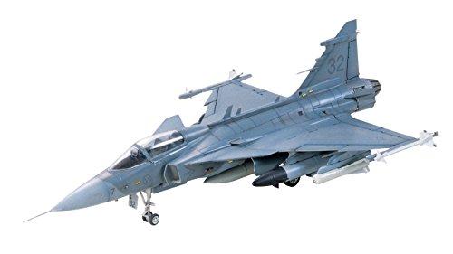 タミヤ 1/72 ウォーバードコレクション No.59 スウェーデン空軍 JAS-39A グリペン 60759 プラモデル 60759