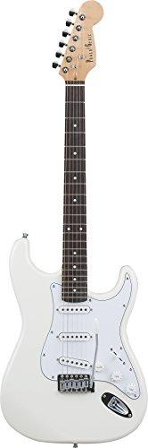 PhotoGenic フォトジェニック エレキギター ストラトキャスタータイプ ST-180/WH ホワイト ローズウッド指板
