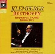 """Symphony No.9(""""Choral"""") / Klemperer"""