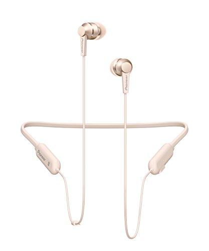パイオニア Pioneer C7wireless Bluetoothイヤホン カナル型/通話可能 ゴールド SE-C7BT(G) 【国内正規品】
