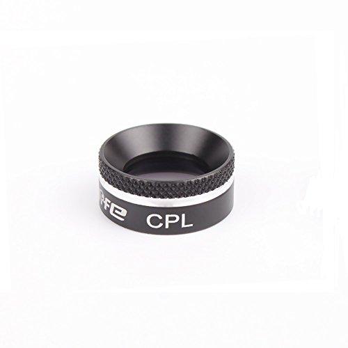 AIWOKE 保護 マヴィックエア ジンバルカメラレンズ UVフィルター 偏光 PLフィルター 減光 中性密度 ND4 ND8 ND16 ND32 フィルター DJI Mavic Air 専用ドローン アクセサリ (CPL フィルター)