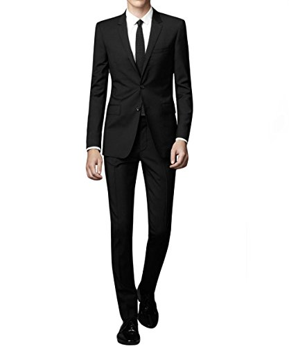 YFFUSHI スーツ メンス 上下セット 二つボタン 長袖 着心地抜群 通気性良い カジュアル スリム 高品質 信頼できる 四季 ファッション 大きいサイズあり S-3L