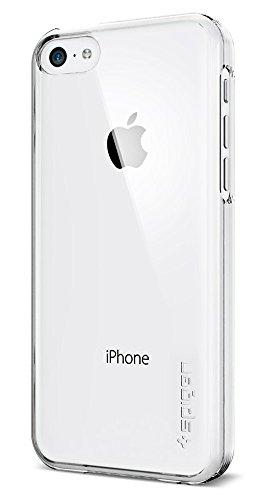 国内正規品SPIGEN SGP iPhone5c ケース ウルトラ・フィット ECO-Friendly Packaging [クリスタル・クリア]SGP10507