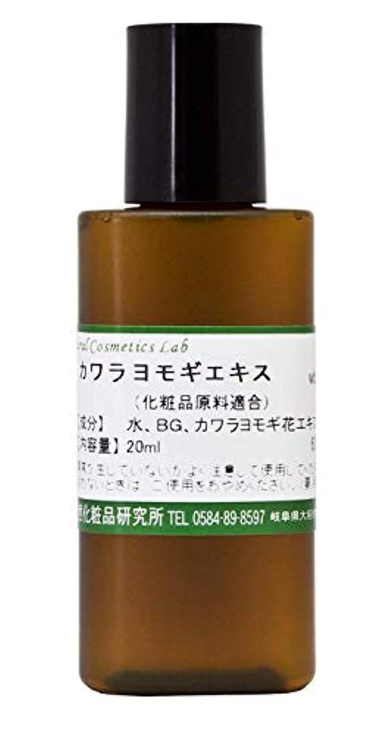 等々代わりのリースカワラヨモギエキス 20ml 【手作り化粧品原料】