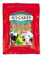 Lafeber's Avi-Cakes for Macaws / Cockatoos 1lb. Package by Lafeber