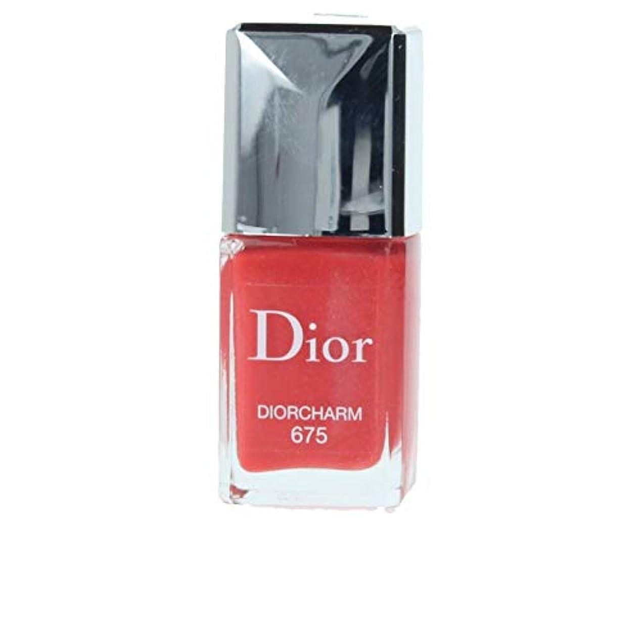 サポート教義歌詞Dior(ディオール) ディオール ヴェルニ 19 ステラーシャイン限定 10ml (675 ディオールチャーム)