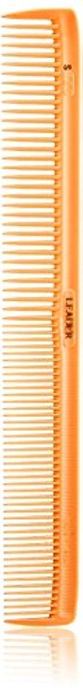 先祖セーターブロックするウルテムSP コーム スムーズリー ロングカットコーム(中荒/小荒) S124 パールオレンジ