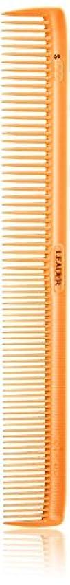 気質定説彼らのウルテムSP コーム スムーズリー ロングカットコーム(中荒/小荒) S124 パールオレンジ