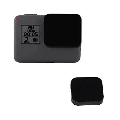 『【ロデシー】 Rhodesy ガラススクリーンフィルム GoPro Hero7 Black Hero 6 Hero 5 Hero (2018) に対応 スクリーン&レンズ保護フィルム レンズカバー付き レンズ保護+液晶保護+レンズカバーセット』の4枚目の画像