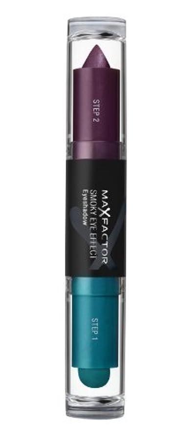 血色の良い支配的苦痛Max Factor Smoky Eye Effect Eyeshadow for Women, Indigo Mist by Max Factor