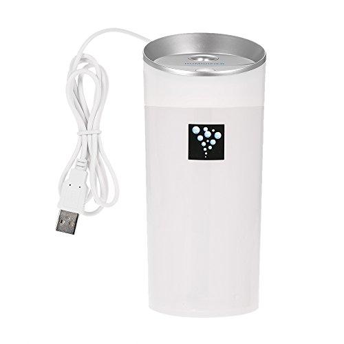 加湿器 ミニ加湿器 空気加湿器 アロマディフューザー USB...