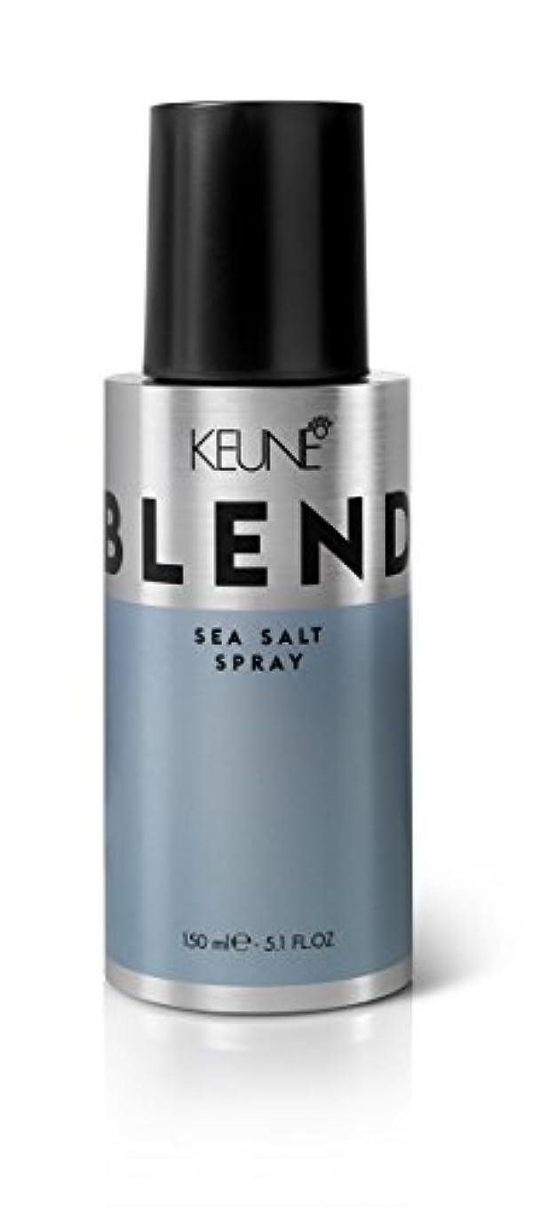順応性のある政治家の忘れっぽいKEUNE Keuneブレンド - 海塩スプレー、5.1オンス(150ミリリットル) 5.1オンス