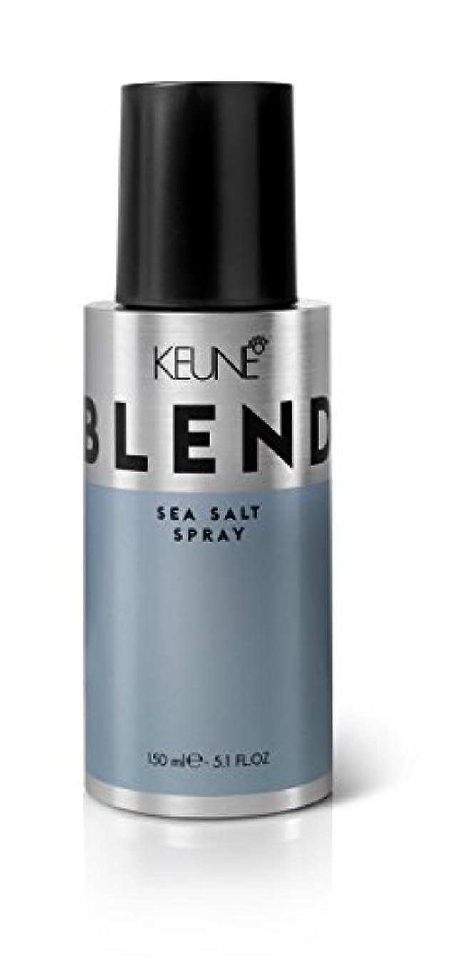 上向きお香否認するKEUNE Keuneブレンド - 海塩スプレー、5.1オンス(150ミリリットル) 5.1オンス