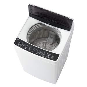 Haier (ハイアール) 5.5kg 全自動洗濯機 ブラック B07SQCZRCG 1枚目