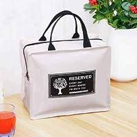 旅行化粧品収納袋防水洗濯袋かわいいレディ化粧品袋大容量バッグトートバッグ (Color : ホワイト)