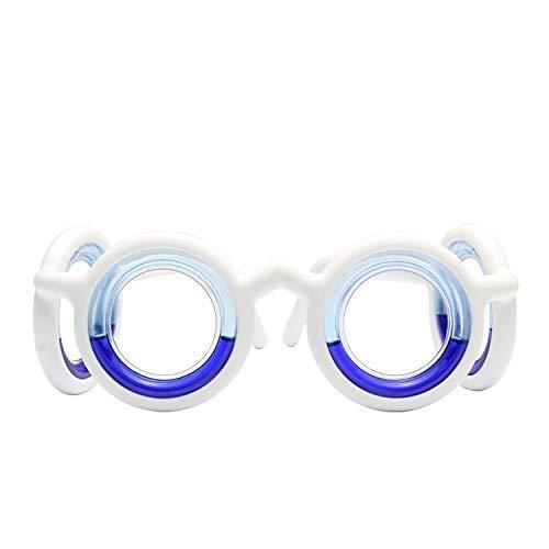 JO(ジ―オ―) 最新技術 乗り物酔いを防ぐ 乗り物酔い止め メガネ レンズなし 10分から効果がある