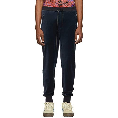 3.1 Phillip Lim (スリーワン フィリップ リム) メンズ ボトムス・パンツ スウェット・ジャージ Cropped Tapered Lounge Pants サイズM-WAISTUS34 [並行輸入品]