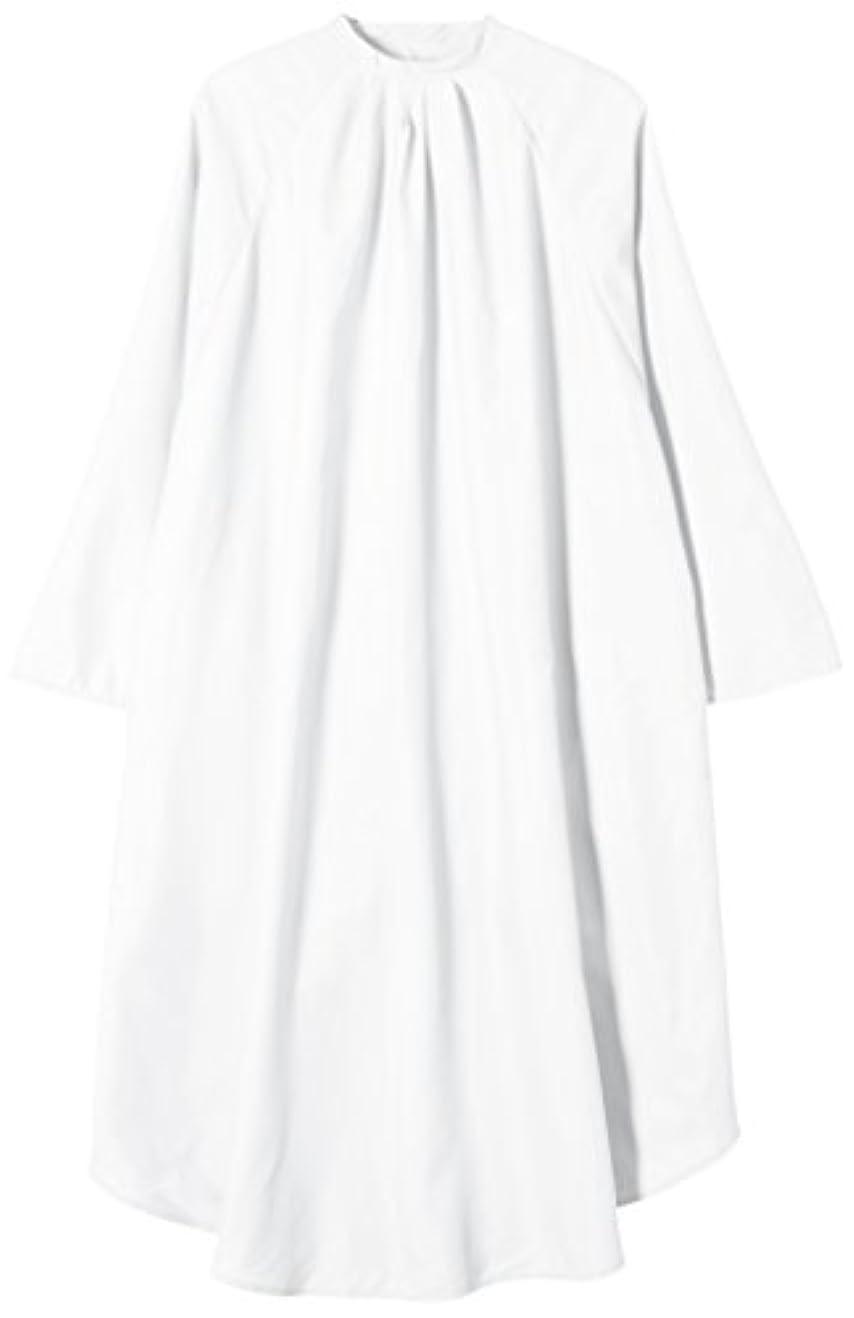 親愛な最小仕出しますTBG 袖付カットクロス CPR004S ホワイト