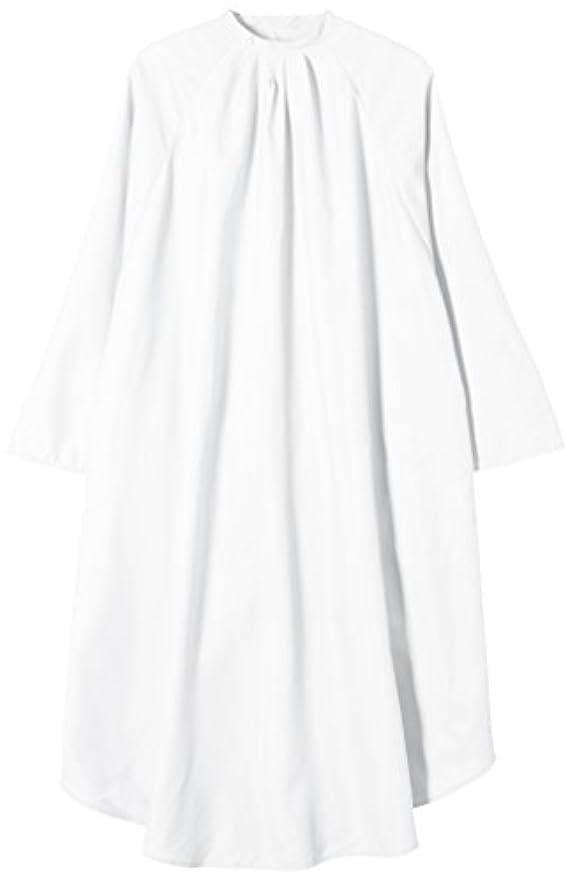 空洞高度な引き付けるTBG 袖付カットクロス CPR004S ホワイト
