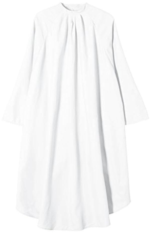 TBG 袖付カットクロス CPR004S ホワイト
