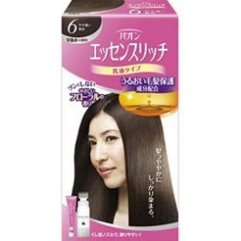 【シュワルツコフヘンケル】パオン エッセンスリッチ 乳液タイプ 6 やや濃い栗色 ×20個セット