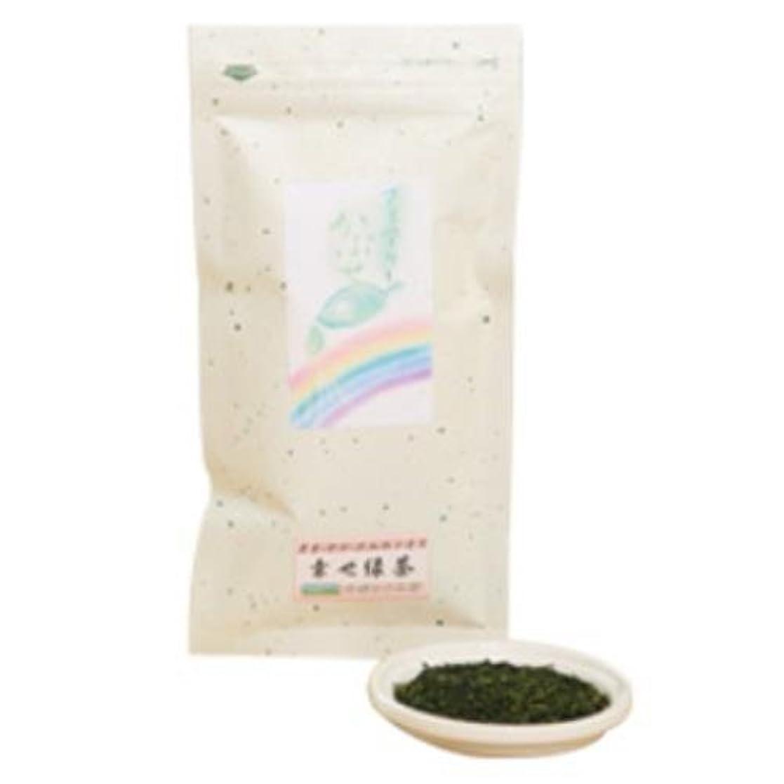 そばに抗生物質可愛いかぶせ緑茶 80g