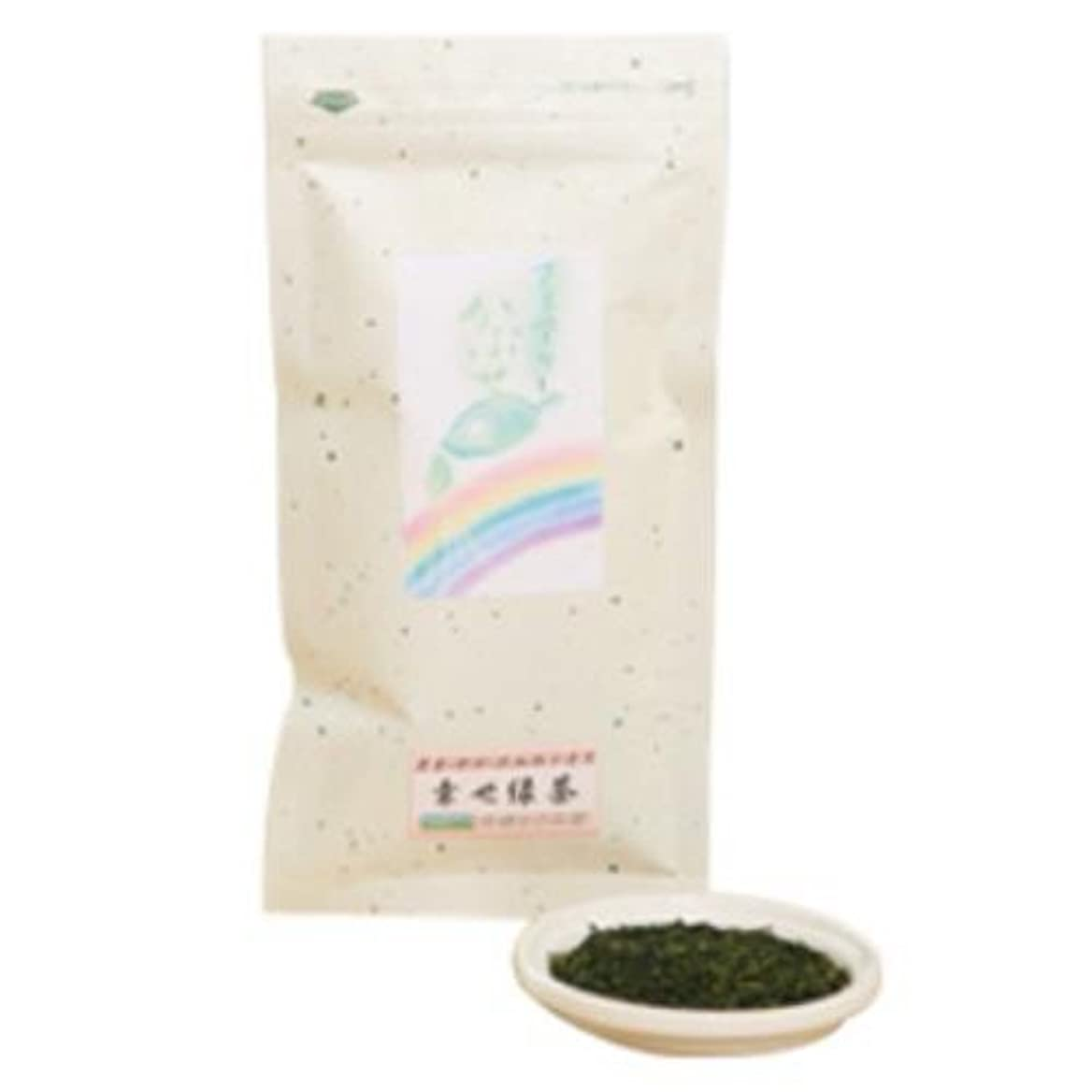 資源にタッチかぶせ緑茶 80g