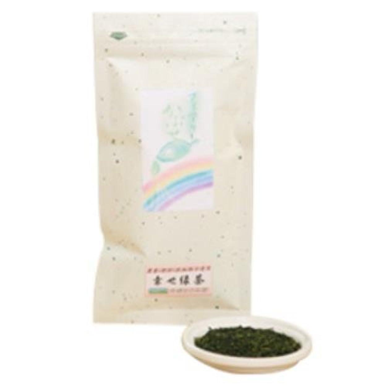 グリース希望に満ちた感じかぶせ緑茶 80g