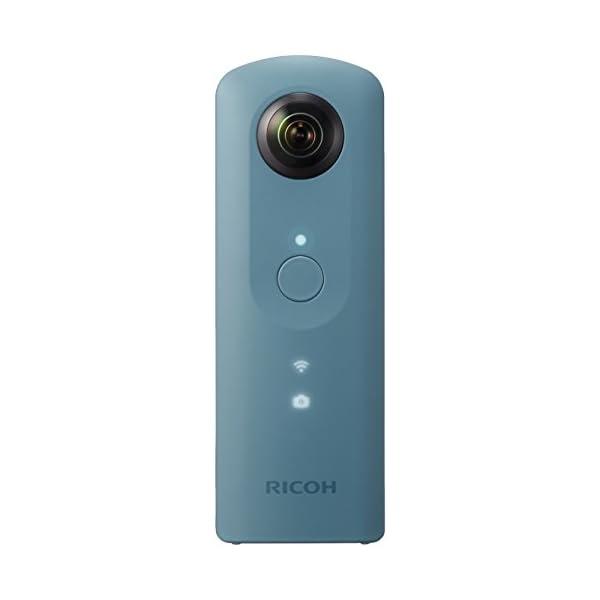 RICOH 360度カメラ RICOH THET...の商品画像
